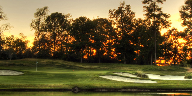 Whispering Pines Golf Club: Bunker Hill