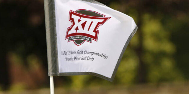 Longhorns Lead After Day One of Men's Golf Championship