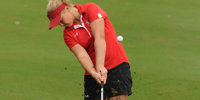 Henderson Low Amateur at Women's Open