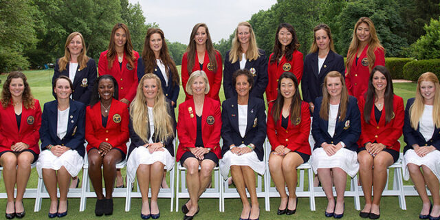 Curtis Cup 2014