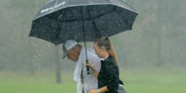 Rain Washes Out First Round at Spirit International